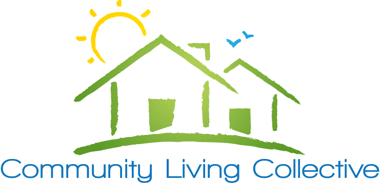 Logo of the Community Living Collective.