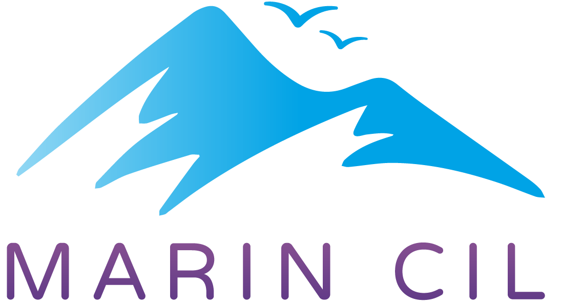 Logo of Marin Center for Independent Living