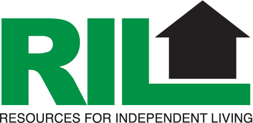 Logo of Resources For Independent Living.